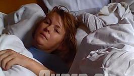 Iveta Bartošová v nemocnici