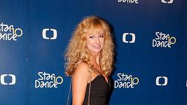 Lucie Hunčárová vyrazila podpořit letošní soutěžící na StarDance.