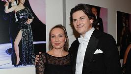 Martin Procházka s přítelkyní Renatou