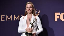 Jodie Comer se svojí první cenou Emmy