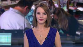 Gabriela Lašková už má opět tmavší odstín vlasů.