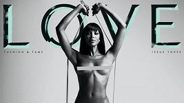 Naomi Campbell prý sbalila zajíčka...