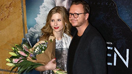 Kostýmní výtvarnice Michaela Horáčková Hořejší s režisérem Espenem Sandbergem