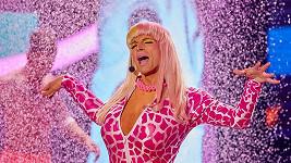 Jan Maxián jako Nicki Minaj