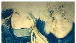 Diana Kobzanová a Michal Frolík už jsou prý rodiči dcerky.