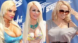 Coco Austin, Crystal Harris a Pamela Anderson byly ve Vegas hlavní hvězdy.