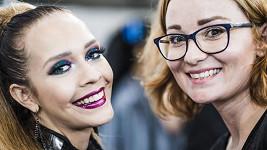 Lucie Loudínová s vítězným make-upem