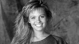 Mladičká Pamela Anderson.
