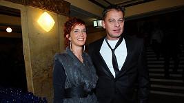 Filip Renč s přítelkyní