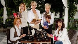 Petra Špindlerová, Kamila Špráchalová, Renata Drössler, Marcela Březinová a Nela Boudová se pustily do psaní pohádek.