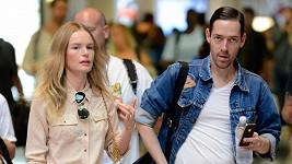 Kate Bosworth s Michaelem Polishem.