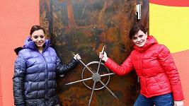 Sabina i Zdenička opustily vilu.