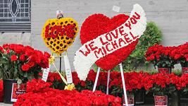 Takhle úžasně vypamadala vzpomínka na zpáěváka díky projektu 'Růže pro Michaela'.