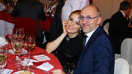 Halina Mlynková a Lešek Wronka