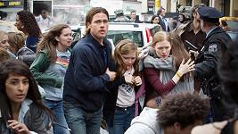 Brad Pitt ve filmu Světová válka Z.