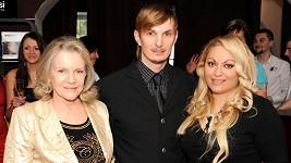 Martina Balogová ještě s uměřenou blond barvou