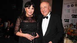 Dáda Patrasová s manželem Felixem žije 35 let.