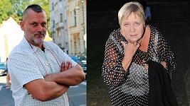 Tomáš Valík a Jaroslava Obermaierová.