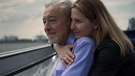 Karel Gott na snímku s manželkou Ivanou