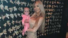 Lela s dcerkou Lili