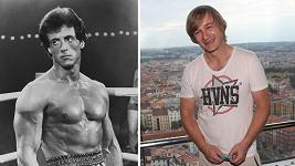 Originální a český Rocky: Sylvester Stallone a Kryštof Michal