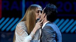 Jennifer Lopez a Marc Anthony po čtvrtečním společném vystoupení