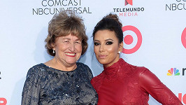 Eva Longoria s maminkou