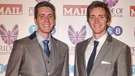 James Phelps s bratrem Oliverem se proslavili jako dvojčata z Harryho Pottera.