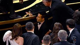 Rami Malek na letošní Oscary nikdy nezapomene.