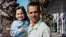 Meadow Walker s otcem Paulem