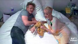Gordon Ramsey v posteli populární zpěvačky