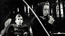 Jaromír Hanzlík a Iva Janžurová ve filmu Kočár do Vídně