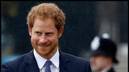 Princ Harry slaví narozeniny.