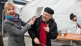 Jana Hubinská a Jozef Oklamčák