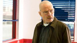 Bryan Cranston jako Walt White v Perníkovém tátovi