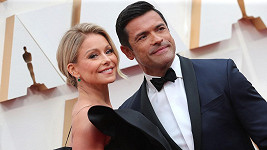 Mark Consuelos a Kelly Ripa