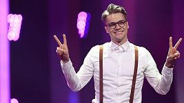 Mikolas Josef skončil ve finále Eurovize na fantastickém šestém místě.