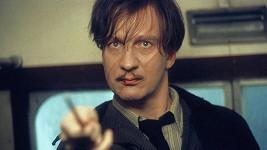 David Thewlis jako profesor Lupin v Harrym Potterovi