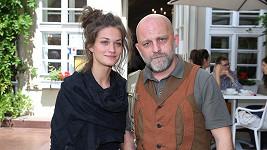 Hynek Čermák s přítelkyní