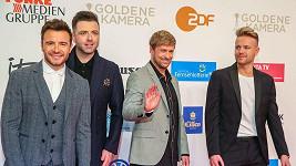 Skupina Westlife se opět vrací na hudební scénu.