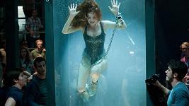 Isla Fisher ve filmu Podfukáři