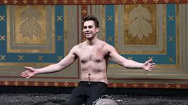 Patrik Děrgel na prknech Národního divadla
