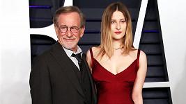 Destry Allyn Spielberg se slavným otcem Stevenem