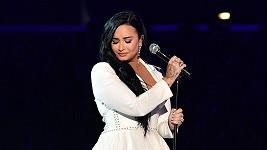 Demi Lovato se neubránila slzám.