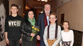 Bolek Polívka a jeho děti