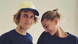 Justin a Hailey Bieberovi