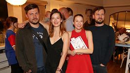 Berenika Kohoutová a Marika Šoposká