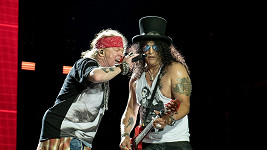 Axl Rose a Slash