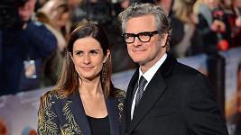 Colin Firth a Livia Giuggioli se rozvádí.