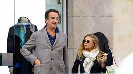 Mary-Kate Olsen a Olivier Sarkozy